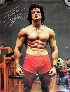 Sylvester Stallone Workout Routine, Bodybuilding, and Diet Plan!