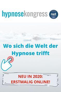 Hypnosekongress, Hypnosisconvention: wo sich die Welt der Hypnose trifft (Werbung, Affiliate-Link). 2020 findet der internationale Hypnosekongress erstmalig online statt. Egal für welche Art der Hypnose Du Dich interessierst, es wird dabei sein. Hypnosetherapie, Showhypnose, Blitzhypnose, Sporthypnose, klinische Hypnose, Selbsthypnose  #hypnosekongress #hypnose #kongress #hypnosekonferenz #konferenz #hypnoselernen #hypnosetherapie #hypnosecoaching #blitzhypnose #sporthypnose… Coaching, Go Online, Subconscious Mind, Disorders, Physics, Encouragement, Presentation, Knowledge, Motivation