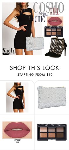 """Shein 2"" by ahmetovic-mirzeta ❤ liked on Polyvore featuring Smashbox and NARS Cosmetics"