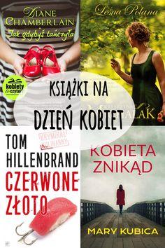 4 dobre Książki na Dzień Kobiet