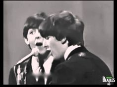 ♡♥The Beatles play 3 songs on Dec 7th,1963 'I Want to Hold Your Hand', 'Money' and 'Twist & Shout' 9:22♥♡