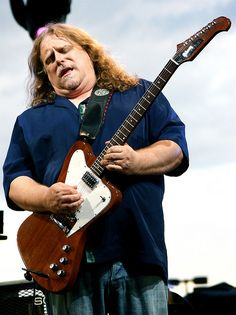 Warren Haynes. Allman Brothers Band