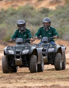Aquila Private Game Reserve Quadbike Safari. R2295.
