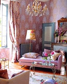 home inspiration: GORGEOUS SITTING ROOMS
