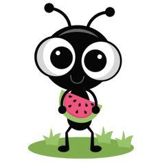 Standing Ant SVG scrapbook cut file cute clipart files for silhouette cricut pazzles free svgs free svg cuts cute cut file