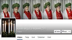 Lucia-mummoja Kokkolassa!