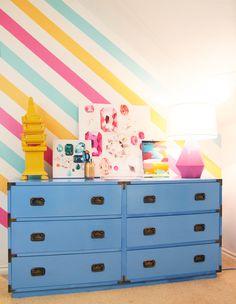 I love a good campaign dresser.  #beforeandafter #makeover #furniture #color