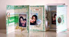 Mini'mum: Invitée DT #4 ... Binka ... Mini album accordéon et son tuto :  28-04-2014