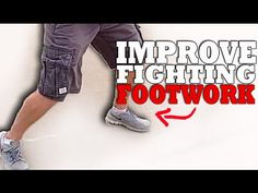 Boxing Footwork Training - Tire Drill - YouTube