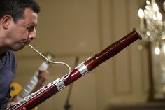 A presença do fagote no lugar do tradicional saxofone é o diferencial marcante do Alexandre Silvério Quarteto.