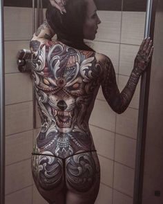inked & sexy GIRLS only