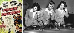 Blue Country - La Discographie de Joe Dassin: Joe Dassin - Son medley des chansons du cinéma des Andrews Sisters