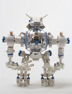 Space MultiTool Mech 001   by kobalt_77