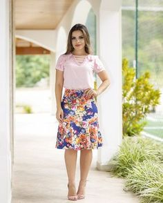 22 Ideas Skirt Tubo Short For 2019 Preppy Outfits, Skirt Outfits, Fashion Outfits, Islamic Swimwear, Church Fashion, Women Swimsuits, Homecoming Dresses, Dress Skirt, Skirts