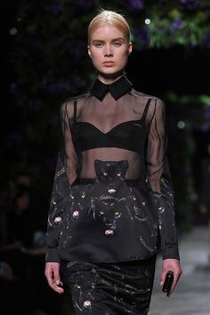 Givenchy FallWinter 2012 at PFW