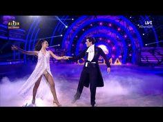 Dancing with the Stars 6: 1ο Live | Βαγγέλης Κακουριώτης & Νικολέτα Μαυρίδη {26/1/2018} - YouTube