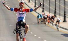 Tour de Omã: Bob Jungels ataca sozinho e vence 1ª etapa
