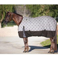John Deere Winter Horse Blanket
