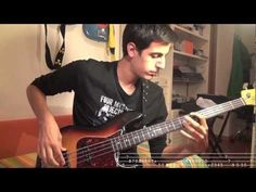Easy Funk Bass stuff [With TABS] - YouTube