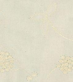 Waverly Upholstery Fabrics Candelwicking Classic