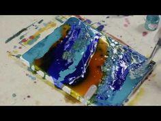 Pebeo Mixed Media Art | Hobbycraft Blog
