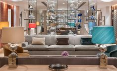 Selfridges. Luxury Department Stores with Personal Shopping services can be consider as a competitor