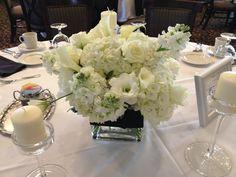 Black & White Wedding 10.12.13 The Vines Flower & Garden Shop :: Farmington, MI