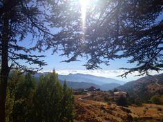 LEBANON, THE BEAUTIFUL COUNTRYSIDE