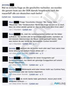 Was wurde aus den Ostdeutschen? - Mainpage des Tages 29.10.2014   Funcloud