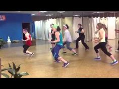 """ZUMBA® FITNESS """"Feel This Moment"""" feat. Christina Aguilera - YouTube"""