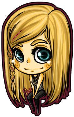 Rebekah (a.k.a. Barbie Klaus)