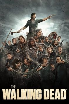 the walking dead season 10 episodes Poster The Walking Dead, The Walking Death, Carl The Walking Dead, Walking Dead Season 8, Walking Dead Series, Walking Dead Zombies, Walking Dead Wallpaper, Daryl Dixon, Walking Dead Pictures