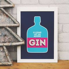 Oh come let us adore gin - Google Search