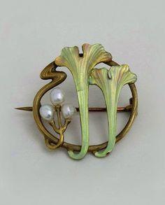 French Art Nouveau Silver Heart Slide Locket Sterling