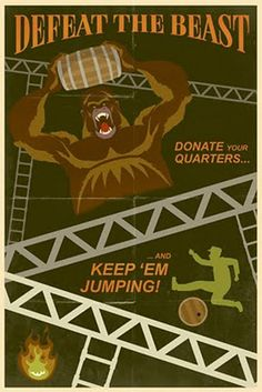 Astounding Video Game Propaganda Posters | SMOSH