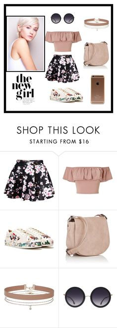 """""""Untitled #52"""" by pinokio-pinokio ❤ liked on Polyvore featuring WithChic, Miss Selfridge, Nasty Gal, Deux Lux and Alice + Olivia"""