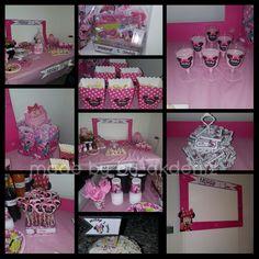 Mini mouse birthday party diy girl