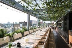 Best al fresco restaurants in London: from Angler and the Aviary to Boundary rooftop and the Ivy Chelsea Garden Rooftop Decor, Rooftop Dining, Rooftop Terrace, Terrace Garden, Outdoor Dining, Outdoor Decor, Rooftop Lounge, Outdoor Lighting, Branches