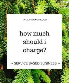 Charging the right price for your service can make or break your business. Find out one way to do it. Articles, Business, How To Make, Store, Business Illustration