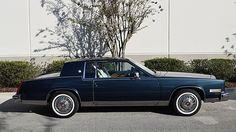 1985 Cadillac Eldorado : Commemorative Edition-RARE-Only 200 Produced Cadillac Eldorado, Cadillac Ct6, Cadillac Escalade, Classic Cars Usa, Ford Taurus Sho, 2020 Ford Explorer, Jeep Cherokee Sport, Unique Cars, Pontiac Gto