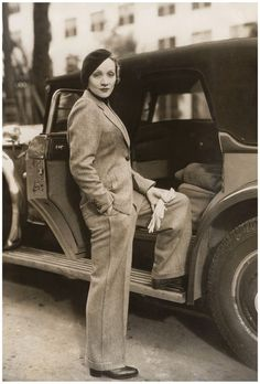 marlene, 1933. @Deidré Wallace