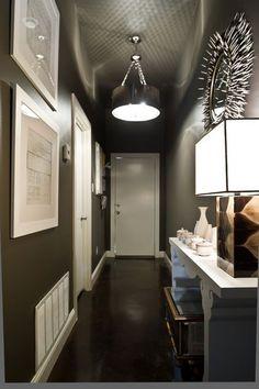 idée déco couloir | COULOIRS | Pinterest | Baseboard, Corridor and ...