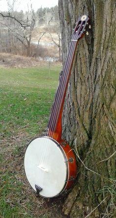 Hartel Minstrel banjo                                                                                                                                                                                 More