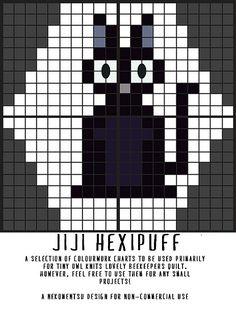 Ravelry: JiJi Hexipuff pattern by Louise Lavender