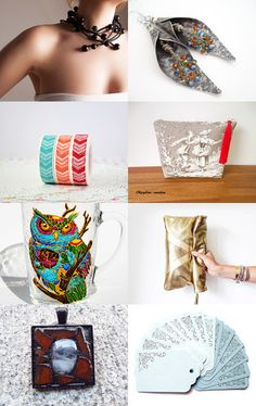Today's Gift Ideas by Dan and Zee at HomeRefinery on Etsy--Pinned with TreasuryPin.com