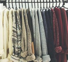 Sweater collection goals ❤️