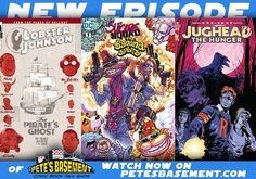D.C. crosses over with Hanna Barbera and Ramon's reaction is surprising. Pete has two whiskey free weeks left and lets just say you're gonna want to keep the kids far away as he enters the final stretch. You know you wanna see.  Watch: http://ift.tt/2o5jIhI #AdamGreensHatchet #AdamStrangeFutureQuest #BoosterGoldTheFlintstones #Episode #GreenLanternSpaceGhost #InhumansPrime #JugheadTheHunger #JusticeLeague #LobsterJohnson #SpaceRidersGalaxyofBrutality #SpiderManHomecoming…