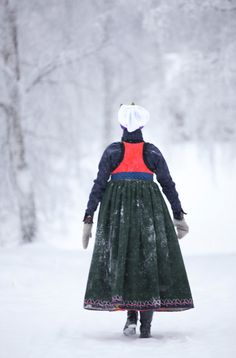 folklore in the snow