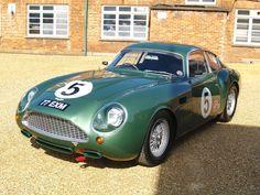 .Aston-Martin Zagato