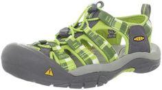 Keen Newport H2-W KEEN Womens H2 Water Shoe,Bright Chartreuse/Garden
